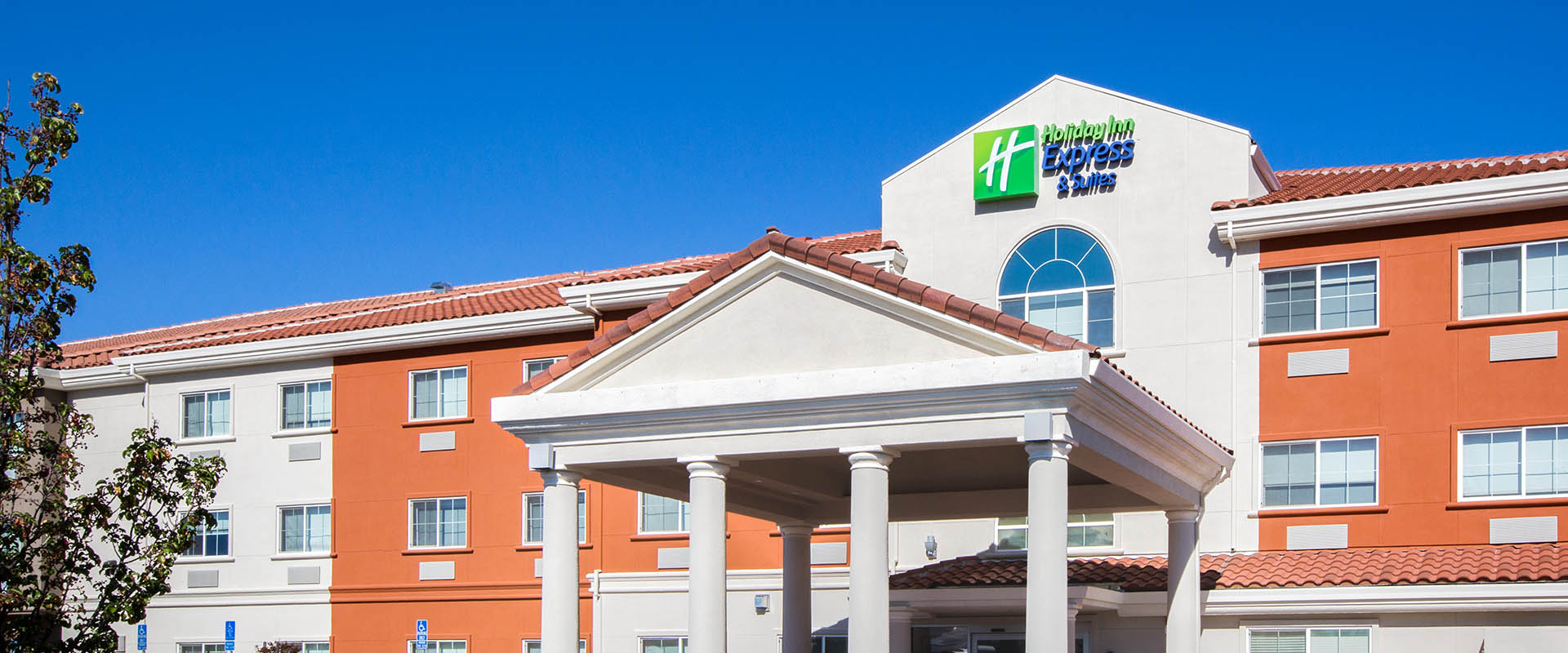 IHG hotel, Oroville, California, coporate, travel